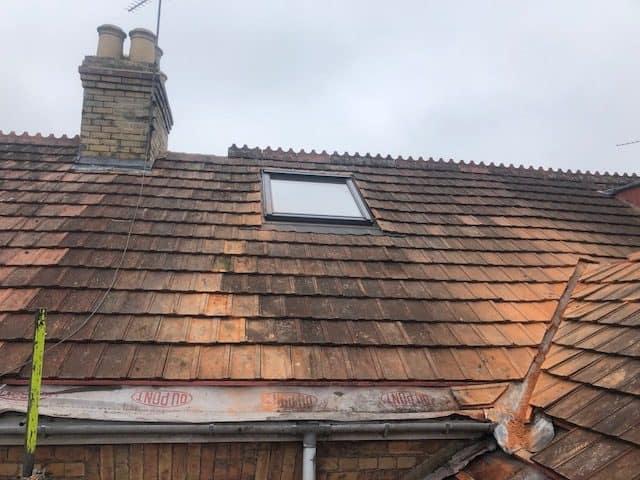 Roofing Renovation   Building Restoration   New roof lining DuPont   Renovation