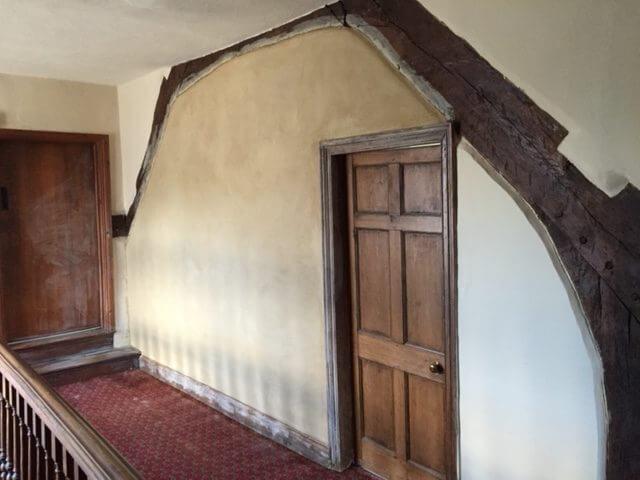 Building Restoration After