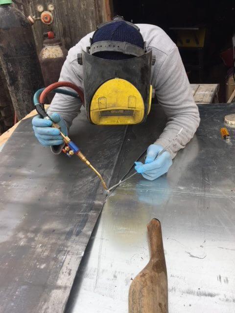 Building Restoration & Complete metal work | Dante Forge