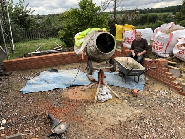 Groundwork in yeovil